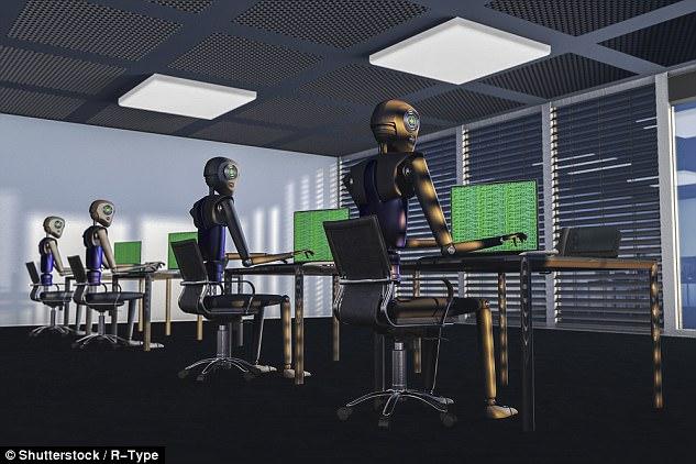 报告:人工智能将取代银行柜员 用户界面更个性化