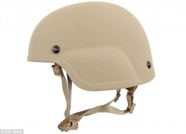 美军全新头盔减重22% 有助提升作战能力和耐久性