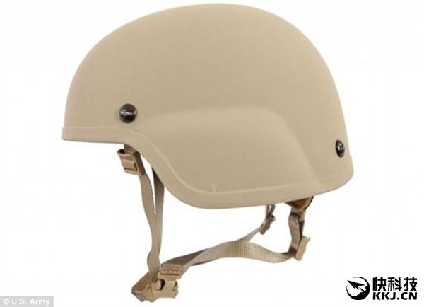 战士头盔用高分子量聚乙烯材料:重量狂减 更坚硬