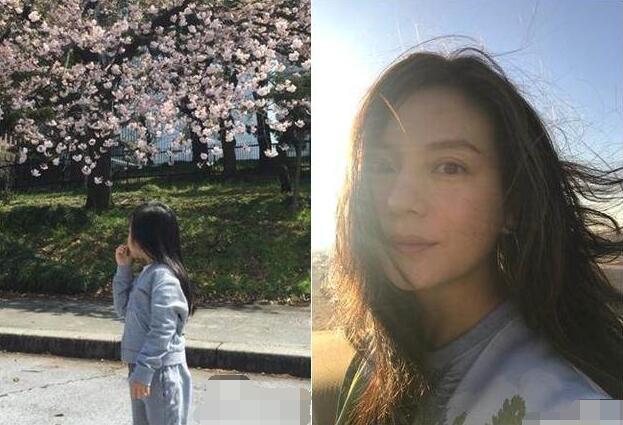 赵薇自曝曾体罚小四月 却换来女儿冷战一周