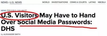 入境北美屡被遣返 微信竟成烫手山芋