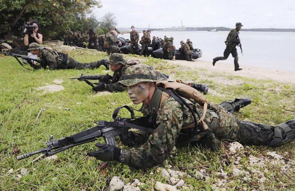 战后首次!日本军方大动作又要在钓鱼岛搞事?