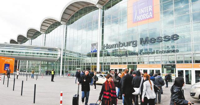汉堡举办国际餐饮及酒店设备博览会