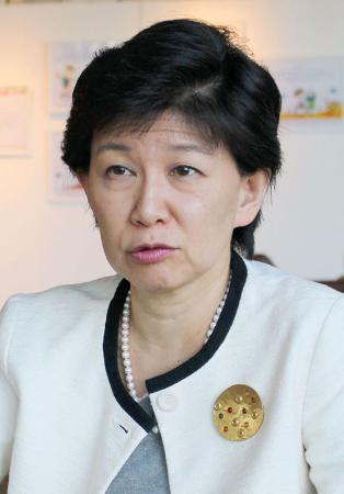 中满泉将成为首位担任联合国副秘书长的日本女性
