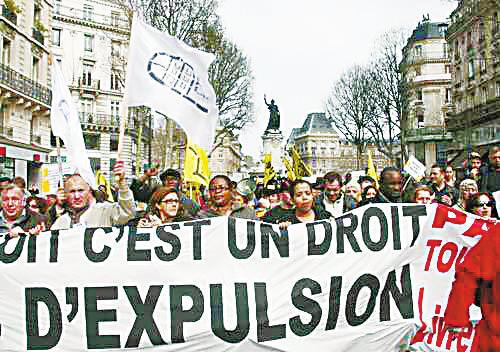 法国大批穷人4月起或将流落街头