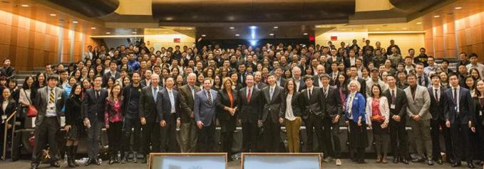 首届密西根中国论坛搭建中美青年领袖交流桥梁
