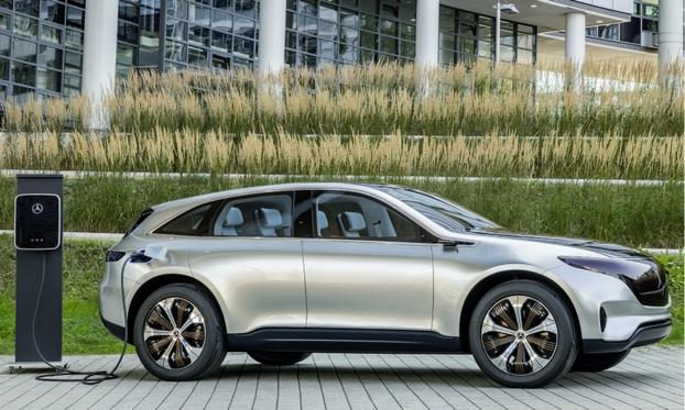 戴姆勒拟2022年推出10款电动车 提前三年