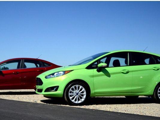 福特北美发动两起召回 总计逾44.1万辆车
