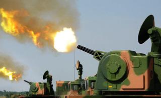 这部中国武器宣传片能治好你的火力缺乏恐惧症
