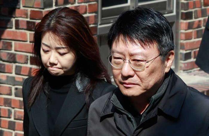 韩媒:朴槿惠姐弟时隔4年首会面 受审前泣泪相聚(图)