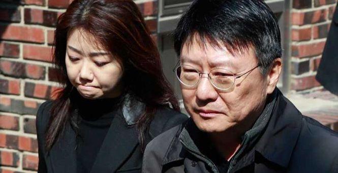 韩媒:朴槿惠姐弟时隔4年首会面 受审前泣泪相聚