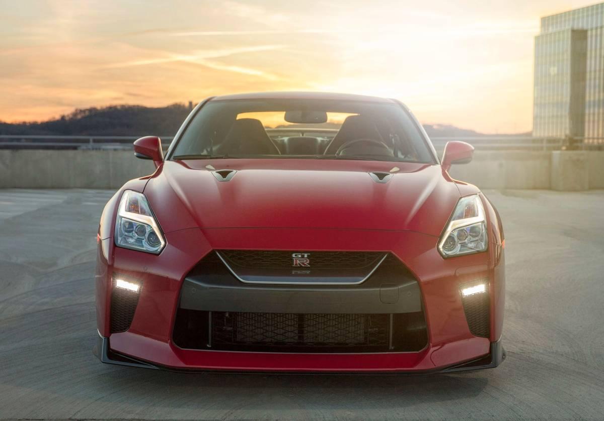 日产GT-R Track Edition限量版发布 纽约车展亮相