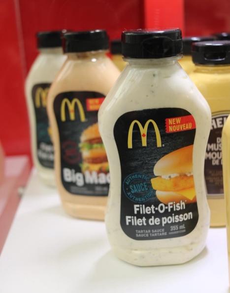 麦当劳开卖汉堡秘制酱料:巨无霸被炒到单瓶10万