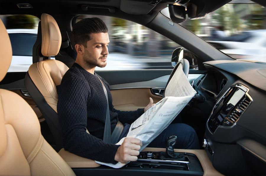 无人驾驶车改善出行 残障人士有望受益