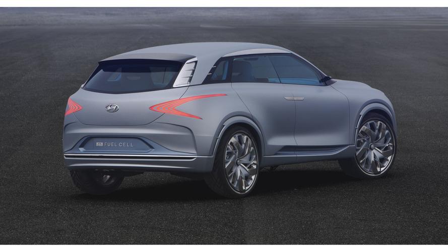 现代2018年将推全新氢动力SUV 续航达800公里