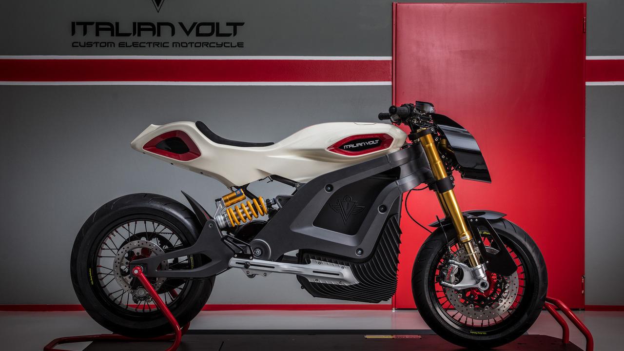 意大利公司发布定制电动摩托 配3D打印零部件