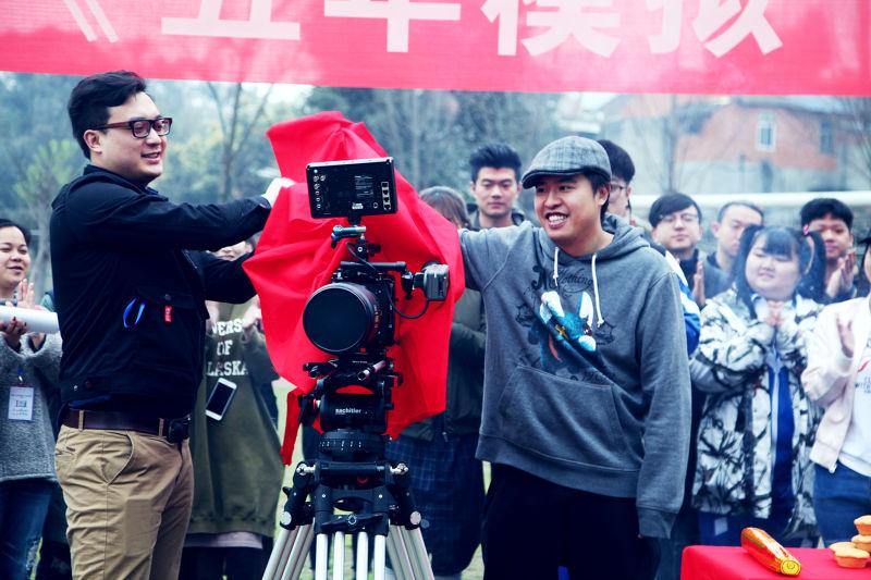 《五年模拟三年高考》刘帅良张祥硕情敌对峙