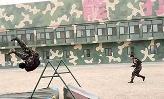 实拍陆军特战英豪精锐中的精锐