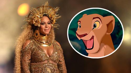 碧昂丝有望献声CG版《狮子王》 美国大咖配音忙