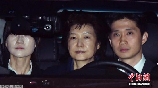 韩司法界:朴槿惠案或下月公诉 10月进行一审判决