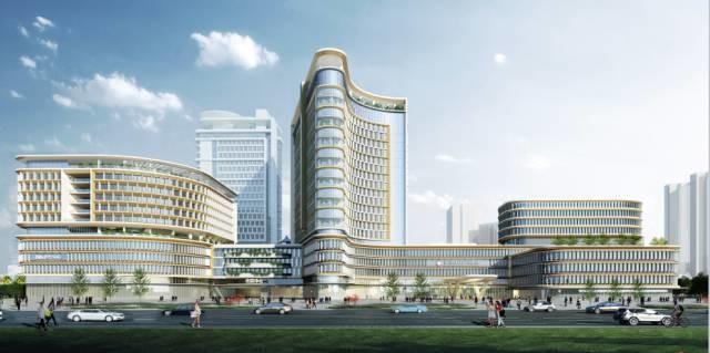 深圳南山蛇口医院图片