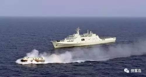 不仅航母!中国海军好多大招:两栖编队进展迅速