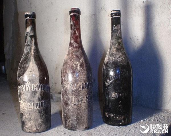 捷克啤酒厂发现一战时期啤酒:百年发酵喝一口想哭