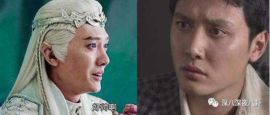 从辣眼剧幻城2开八,讲讲冯绍峰为什么flop成网剧老魔仙?