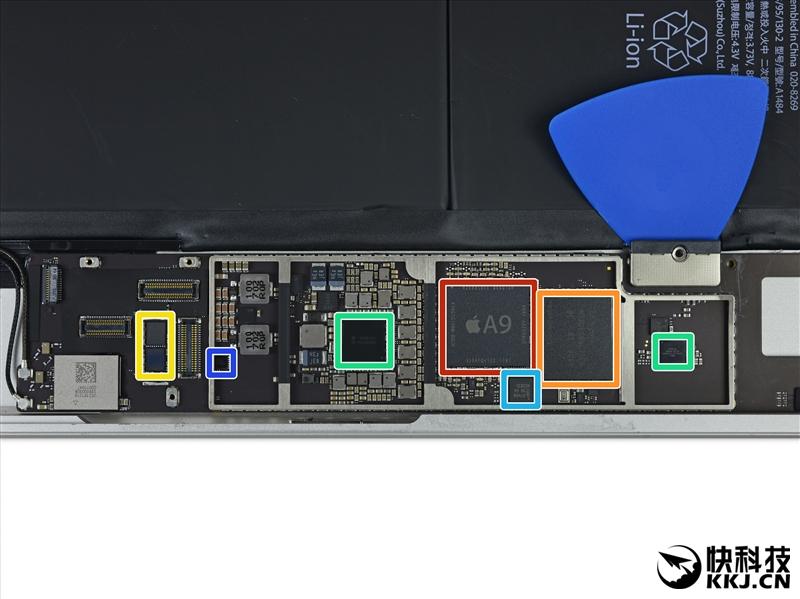 """ipad 5""完全拆解:换壳版ipad air"