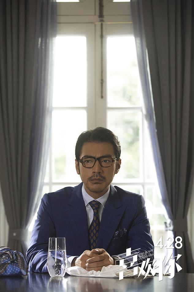 《喜欢你》4月8日北影节揭幕首映一票难求