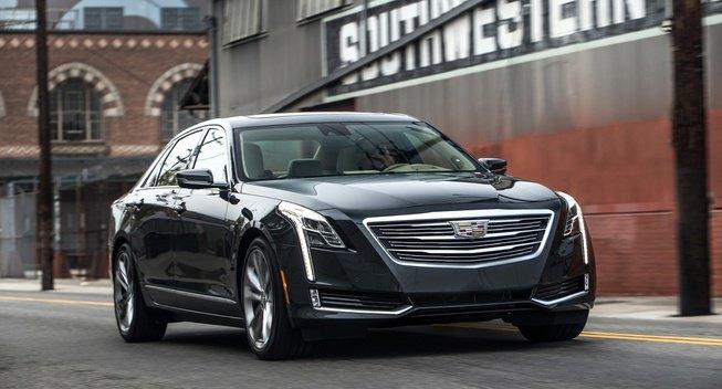 凯迪拉克将推8款新车 半数为大中型SUV