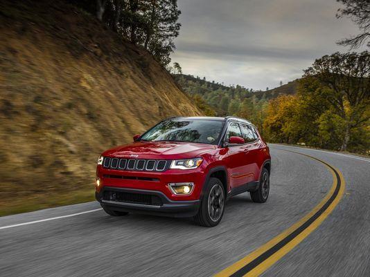 全新一代Jeep指南者在美上市 配2.4升虎鲨引擎