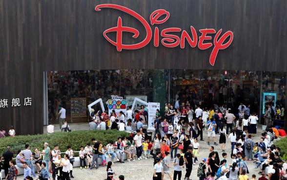 美媒关注迪士尼在华前高管涉欺诈:未经授权签项目