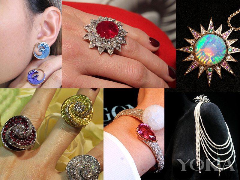 价格八位数稀有宝石 巴塞尔这些珠宝简直美到哭