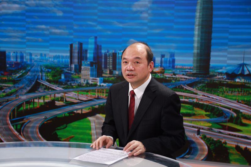 """杨建国:河南自贸区核心使命是服务""""一带一路"""""""