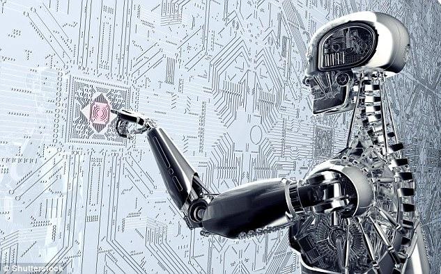 英天文学家:机器人或将在几世纪内取代人类