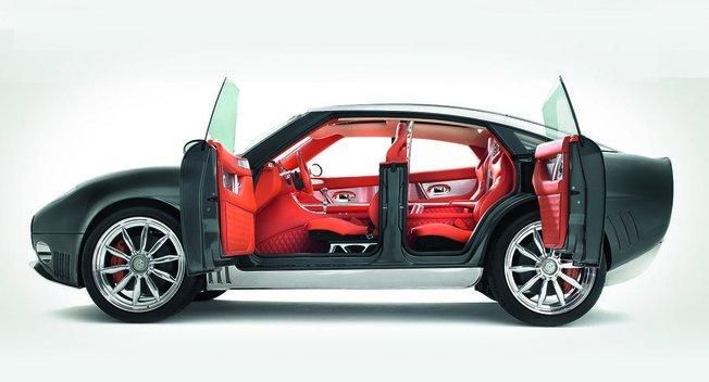 世爵明年将推混动SUV 搭载柯尼塞格引擎
