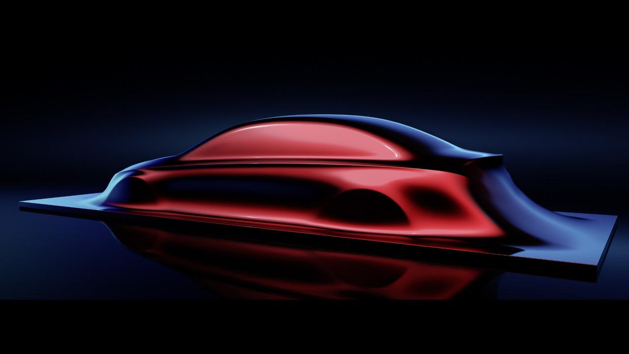 奔驰新紧凑型车上海车展首发 或为A级三厢版