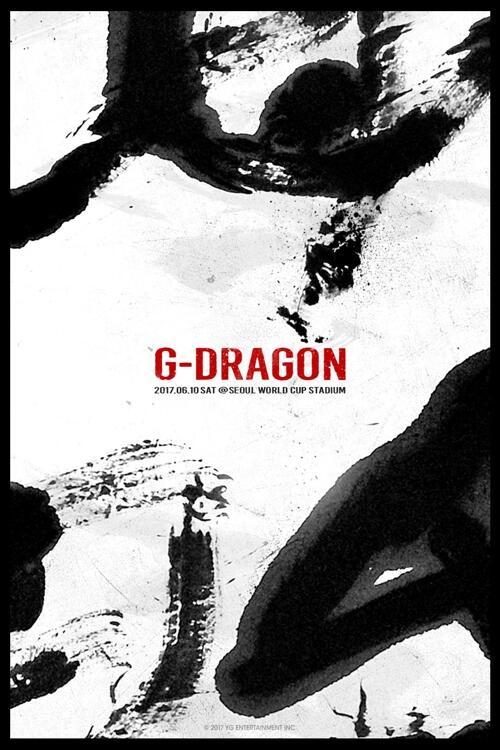 BigBang队长权志龙6月首尔solo开唱