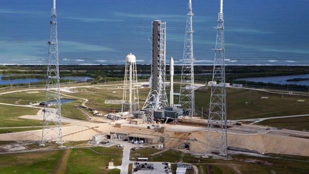Orbital ATK公布为美国空军研发的下一代发射系统