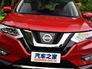 东风日产新款奇骏外部配置-增7座布局 8款车型 新款奇骏配置曝光