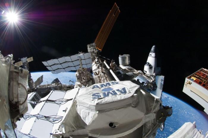NASA正在制定计划拯救阿尔法磁谱仪