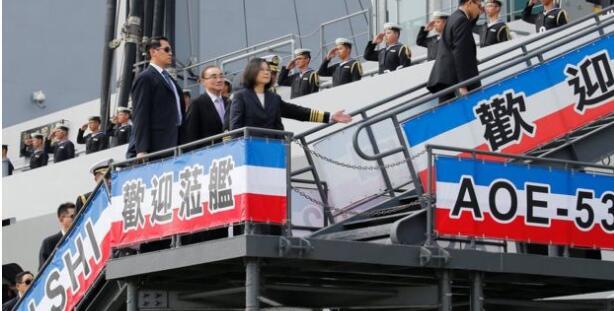 英媒:台求购潜艇四处碰壁 决定自行建八艘
