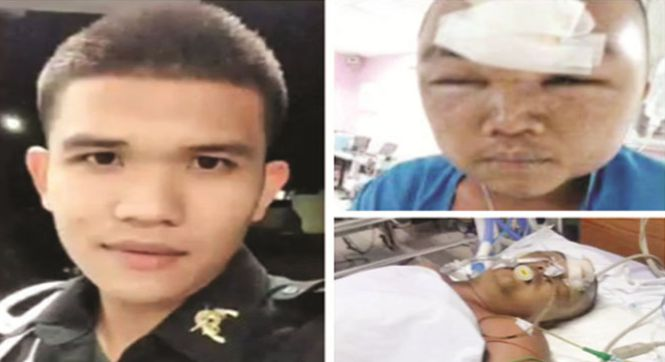 泰国一22岁士兵因军训处罚过重致死