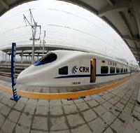 """""""老外""""赞中高铁:比日本舒服 甩美国几条街"""