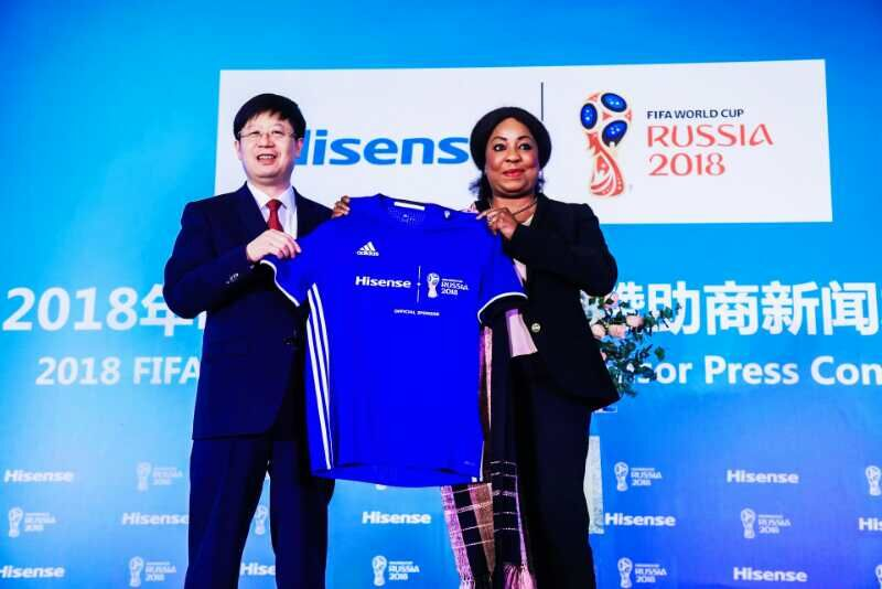 海信赞助世界杯 再启品牌体育营销神话