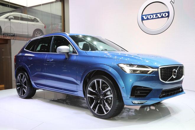 2018款沃尔沃XC60将亮相纽约车展 北美首秀