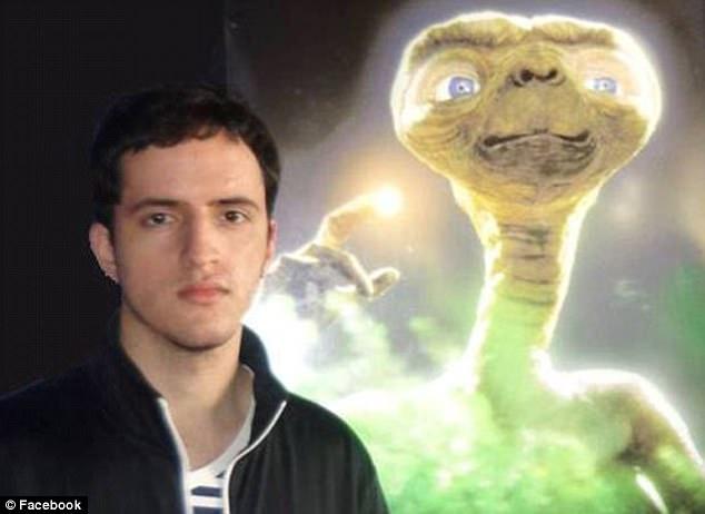 巴西UFO爱好者离奇失踪 留下一串神秘标记