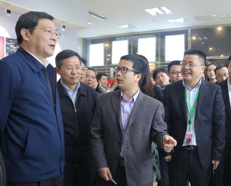 湖南省委书记杜家毫益阳再访58农服