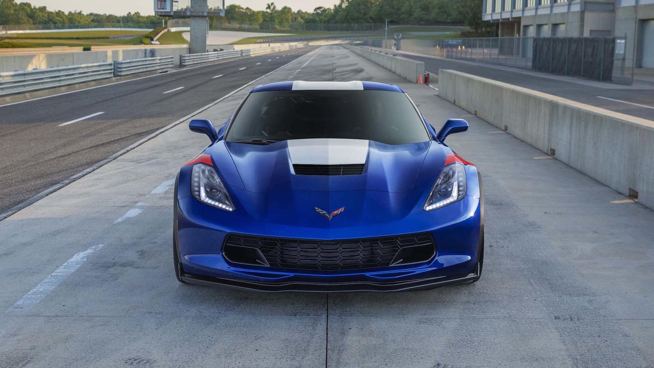 雪佛兰克尔维特蓝色特别版日本上市 限量5台